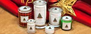 40% off Festive Candles at Kringle Candles