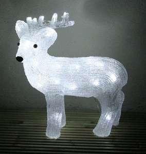 reindeer light up figure £24.99 plus £3.99 P&P @ lights4fun