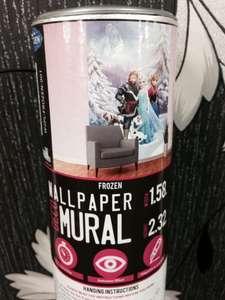 disney frozen wall mural £20!! @ I Love Wallpaper