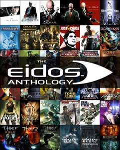 Eidos Anthology (Steam)- 34 Games + DLC (Usually £160) £20 with code  @ SQUARE ENIX