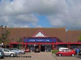 Closing Down Sale Milton Keynes storetwentyone - Half price or less