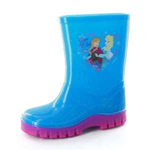 DIsney Frozen Wellies now £6.59 was £10.99 (40% Off With Code) + delivery @ Kids Shoe Factory