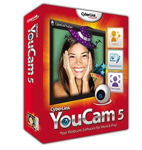 Free CyberLink YouCam 5 worth $35