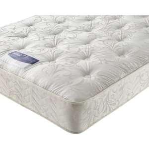 Silentnight Luxury Deep Quilt Mattress - Double (4ft 6) was £249.00 now £159.00(+ 5 Years Warranty from Silentnight) @ mattress.co.uk
