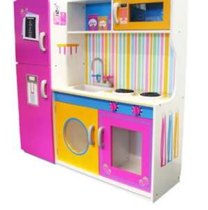 Large wooden kitchen was £129.99 now £55.99 @ bigredwarehouse with code