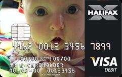 Free Halifax Personal Photo Debit Card