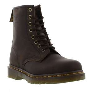 Dr Martens 1460 Brown Gaucho Boot £64.99 @ Mastershoe