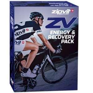 Zipfit Energy & Recovery bundle (sports gels, bars, etc.) - £10.99