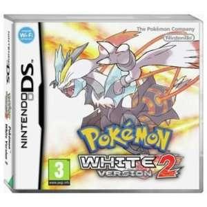 Pokemon White 2 Nintendo DS game £10.99 @ argos