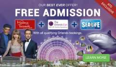 Free Orlando Eys, Sealife and Orlando Eye with Orlando Ticket Purchase attraction-tickets
