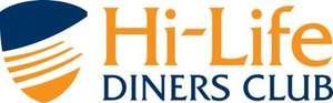 Hi-Life Dining Club Platinum Membership £10 for 12 months