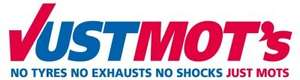 Just MOTs - get an MOT for £27 if booked 90 days in advance, re-test is free,
