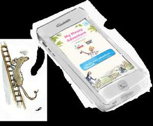 Free interactive story from Persil and Roald Dahl plus win a roald Dahl messy adventure!terms conditions apply!
