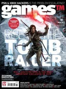 3 Issues of Games TM Magazine for £1 @ Imagine