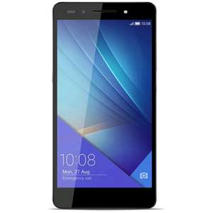 """(Pre-order) Huawei Honor 7 (5.2"""" FHD, 2.2 GHz Octa core, 4G, NFC, 3GB Ram, 16GB ROM, 3100 mAh battery, Android 5.0, 20MP Front + 8MP Rear Camera) - £209.99 (After Voucher) @ vMall"""
