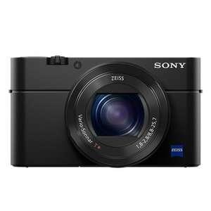 Sony Cybershot RX100 III Digital Camera £569 @ Calumet (£406 inc cashback)