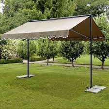 Hastings 4 Metre Bronze Retractable Sun Shade @ Gardensandhomesdirect £199.99 delivered