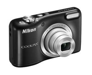 Nikon COOLPIX L31 Compact Digital Camera - (16.1 MP, 5x Optical Zoom) - £39.99 - eBay/Currys PC World