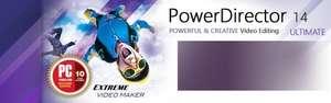 Upgrade to PowerDirector 14 Ultimate for £46.74 (more info in description)