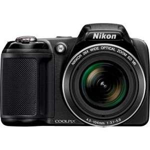 Nikon Coolpix L330 20MP 26x Zoom Bridge Camera  £69.99  at Argos