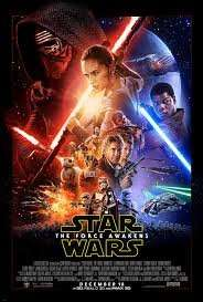 FREE Star Wars:The Force Awakens Poster in the Sunday Times (£2.50)