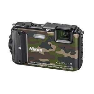 "Nikon Coolpix AW130 Tough Digital Camera £136.79 with code ""W24"" at Bargain Crazy"