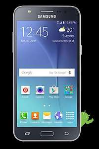 Samsung j5 gold on PAYG £129.99 @ CPW instore
