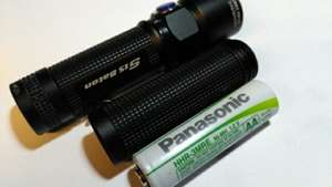 Olight S15 half price,  1 or 2 AA, Cree Torch £28.90 @ Torch Direct