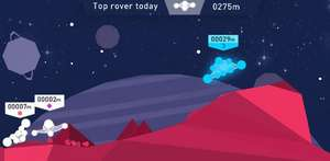 Rugged Rover free game from Science Museum Play/App Store