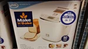 JML Make 'n' Bake Breadmaker £36.99 @ Original Factory Shop in Perth