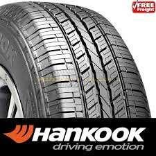 Hankook Dynapro HP2 (RA33) 215/55 R18 99V XL £37.10 + £5 delivery @ MyTyres