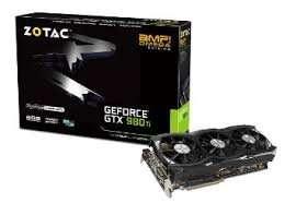 ZOTAC GeForce GTX 980Ti AMP Omega Edition 6 GB DDR £458 @ Amazon DE