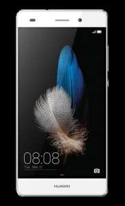 Huawei P8 Lite White FREE - £6.25 12mths & then £12.50 12mths contract - 24 months , 300 minutes , 250 texts , 300mb data total £150 @ talktalk