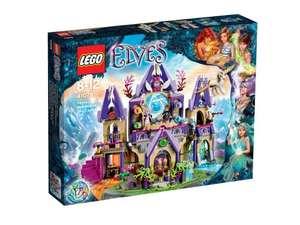 LEGO Elves - Skyra's Mysterious Sky Castle - 41078 £44.97 at check out £10 off 50 Asda