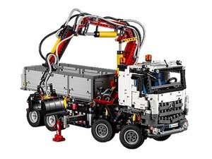 LEGO Technic 42043 Mercedes-Benz Arocs 3245 Truck (£124.97 on amazon prime)