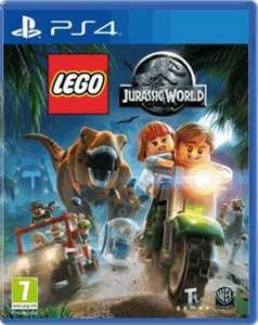 LEGO Jurassic World (PS4/XO) £14.99 Delivered @ GAME