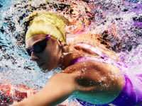 free 1-hour swim session at pools + lidos around country with professional expert guidance on front crawl. by Speedo.