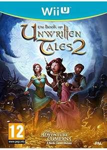 The Book of Unwritten Tales 2 (Wii U) £11.99 @ base.com