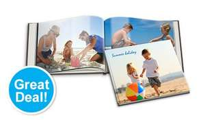 100pg Photo Book voucher was £79ish now £20 @ Bonusprint