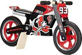 Kiddimoto Marc Marquez Bike £62.99