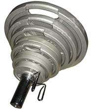 NSC Olympic Barbell 140kg Set - £115.00 @ Discount Supplements