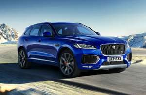 FREE Jaguar F Pace Driving Experience