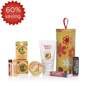 Burts Bees Spring Essentials Bundle worth £60 now £13.30 with code BB30OFF -+ £3.95 shipping or free over £29 - £17.25