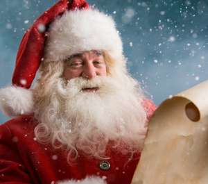 Letters to Santa from Royal mail 64p 1st class / 55p 2nd class