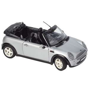 REDUCED TO CLEAR John Lewis Mini Cooper Convertible Car for only £6 @ John Lewis