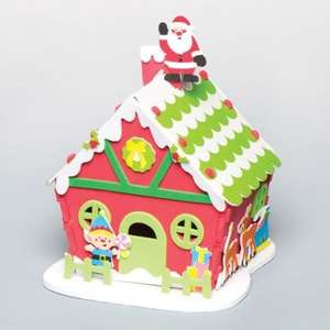 Christmas Craft Kits from 99p + Free Delivery using code at Baker Ross (links in 1st comment)