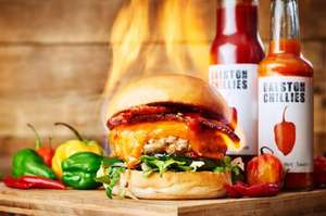 residents of Dalston, London and surrounding postcodes - 2 free Burger meals and 2 free brunch meals at new Honest Burgers