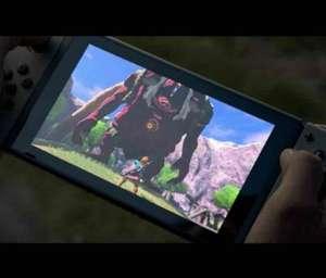 Nintendo Switch Pre order £198.50 delivered @ gameseek