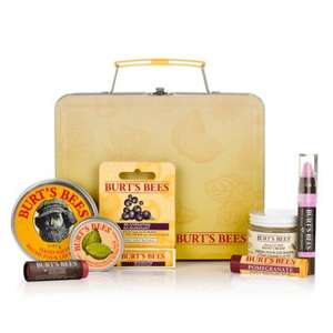 Burt's Bees Winter Wonderland or Fabulously Festive Bundle £19.99 each using code at Burt's Bees, free delivery