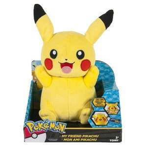 Pokemon My Friend Pikachu £19.99 with free delivery at gameseek